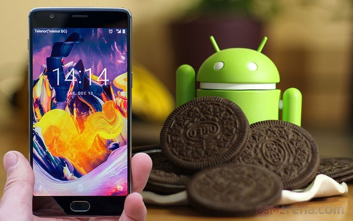 OnePlus, don't eat my Oreo!